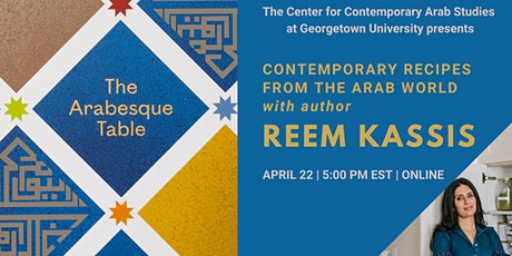 The Arabesque Table with Reem Kassis tickets