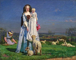 Online Lecture: Ford Madox Brown (1821-1893), a painter of modern times tickets