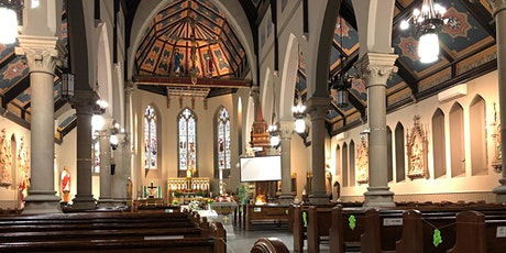 Sunday Masses at St. Patrick Parish, Hamilton tickets