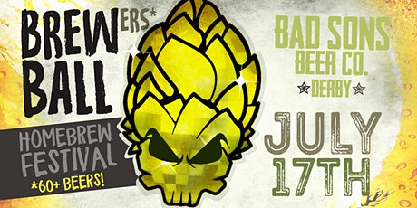 Brewers Ball 2021 at Bad Sons Brewery! tickets