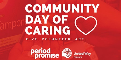 Period Promise Community Day of Caring tickets