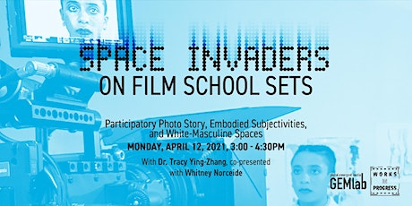 Works-in-Progress presents: Space Invaders on Film School Sets tickets