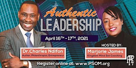 Kingdom Leadership Academy: AUTHENTIC LEADERSHIP 4.0 tickets