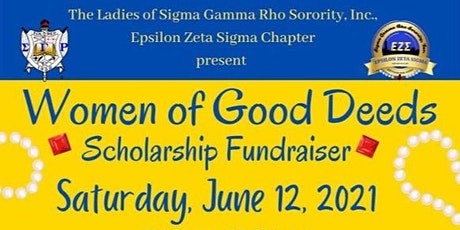 Women of Good Deeds Scholarship Fundraiser tickets