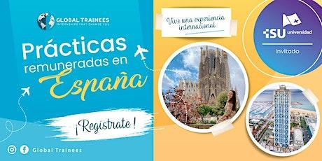 Prácticas Profesionales en España entradas