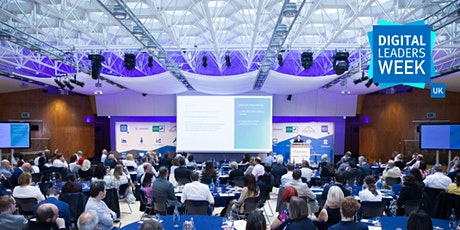 National Digital Conference 2021 - Leading in a Digital Age tickets