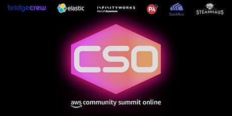 AWS Community Summit  2021 - Q2 tickets