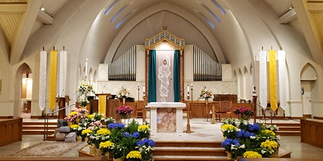 8am Sunday Mass 042521 tickets