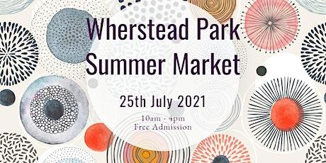Wherstead Park Outdoor Summer Market tickets