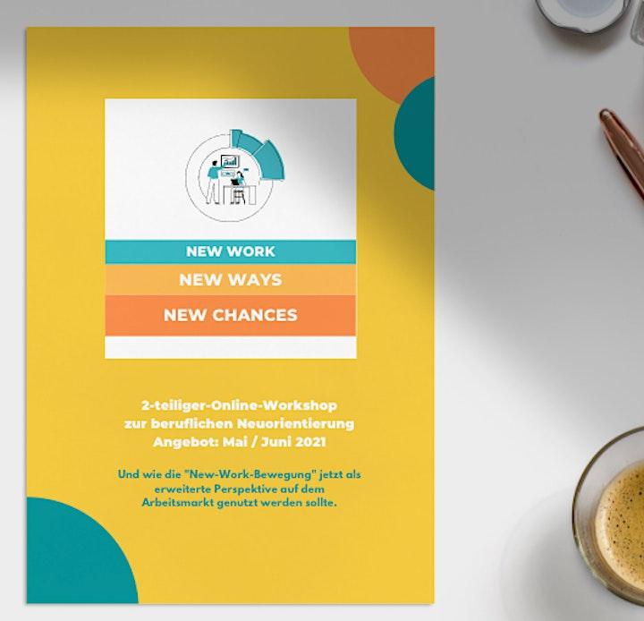 New Work - New Ways - New Chances: Bild