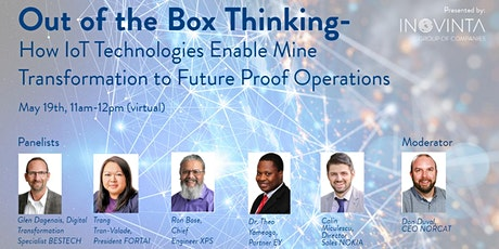 How IoT Technologies Enable Mine Transformation to Future Proof Operations tickets