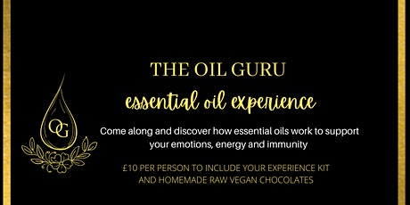 Essential Oil Experience tickets
