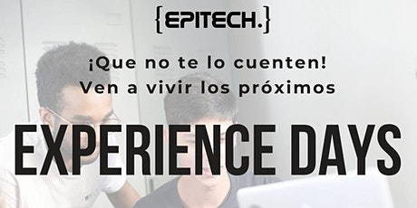 Experience Day presencial Epitech Barcelona tickets