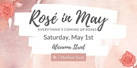 Rosé  in May tickets