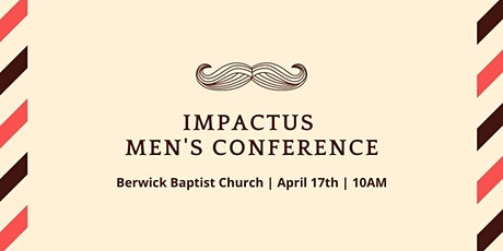 Impactus – Men's Conference tickets