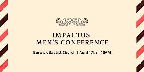 Impactus – Men's Conference tickets