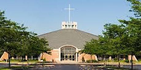 12:45pm Sunday Mass (English - Gym) tickets