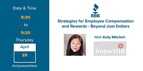 Strategies for Employee Compensation and Rewards  – Beyond Just Dollars tickets