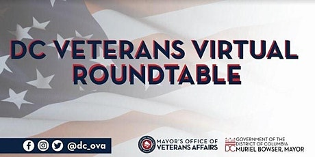 DC Mayors Office of Veterans Affairs Roundtable tickets