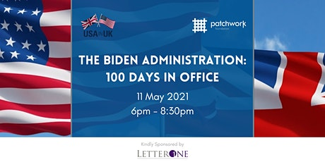 The Biden Administration:  Marking 100 Days in Office tickets