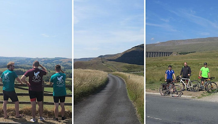 Escape the City to the Yorkshire Dales - Cycling 3 day weekend adventure image