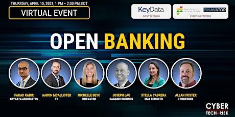 Cyber Tech & Risk - Open Banking tickets