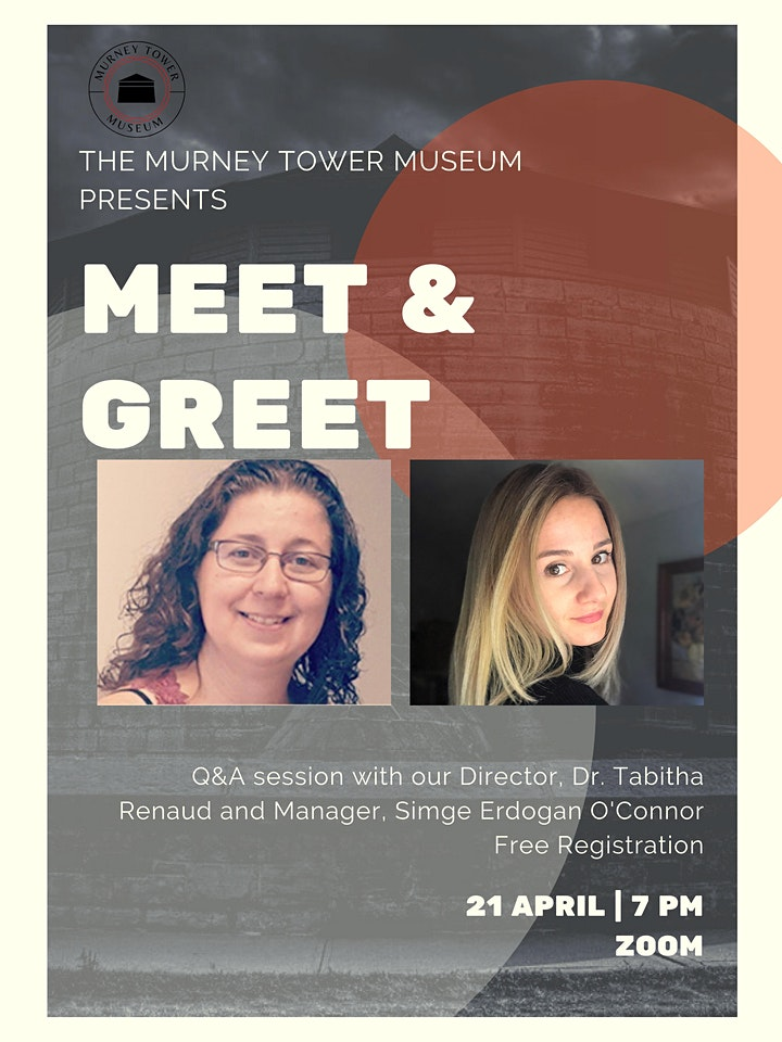 """Murney Tower Museum """"Meet and Greet"""" Session image"""