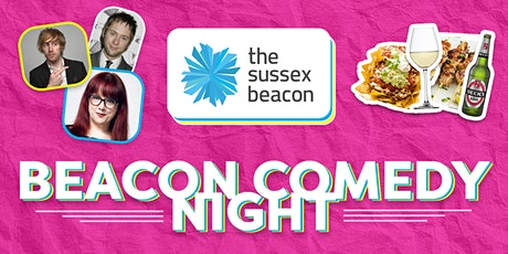 Complete Night Out - Comedy/Meal + Drink for £25! tickets