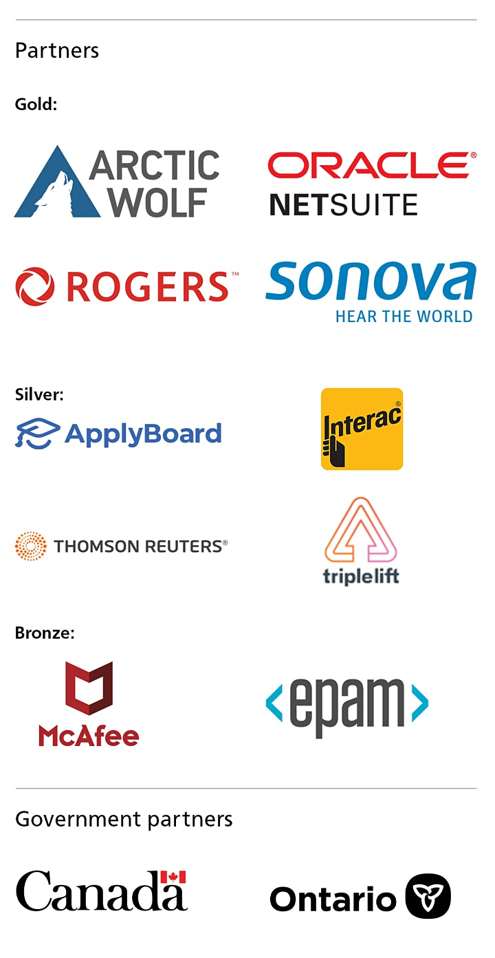 Communitech's Tech Jam From Home: Company Registration image