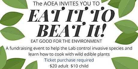 Eat It to Beat It tickets