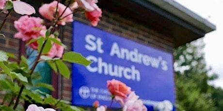 St Andrew's, Goldsworth Park, Sunday Worship tickets