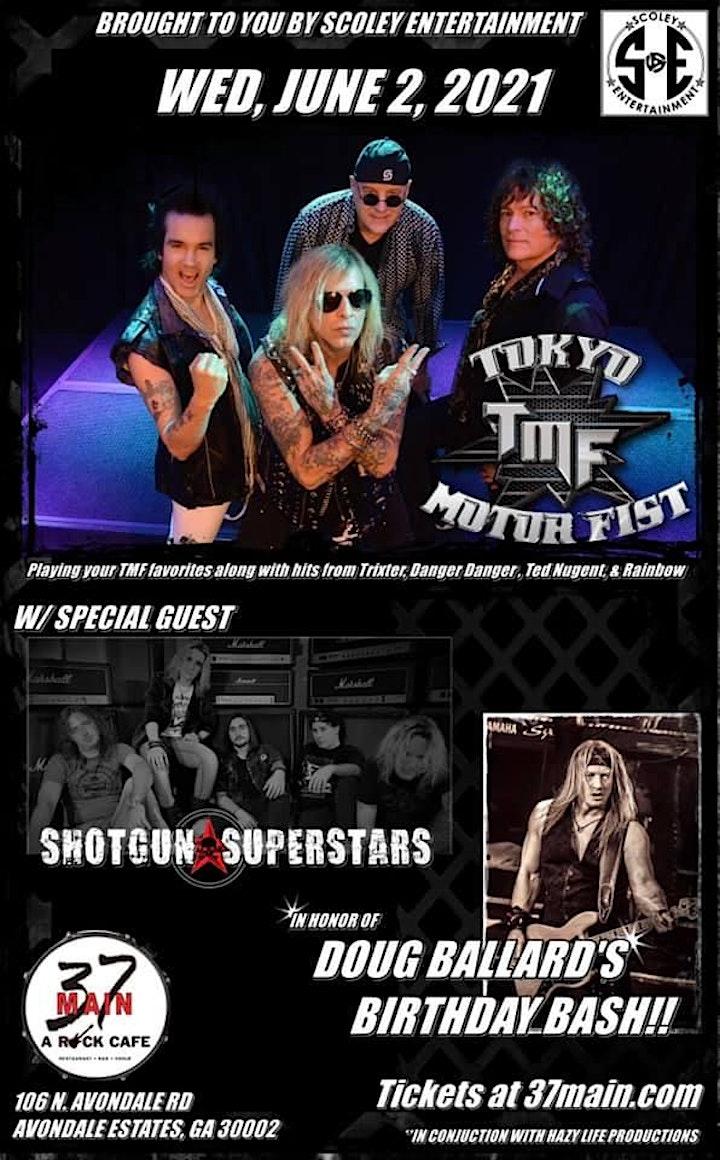 Tokyo Motor Fist w/ Shotgun Superstars image