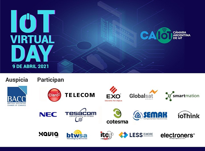 Imagen de IoT Virtual Day