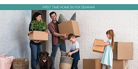 First Time Home Buyer Seminar - Virtual + Free! tickets