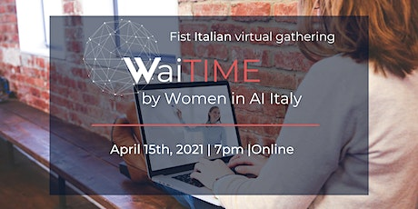 Women in AI  - First Italian Gathering tickets