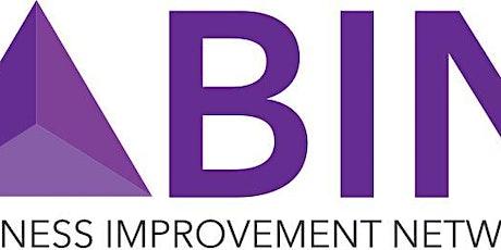 Business Improvement Network tickets