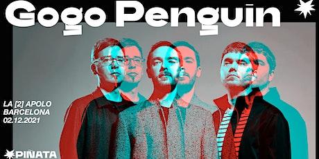 GOGO PENGUIN en Barcelona tickets