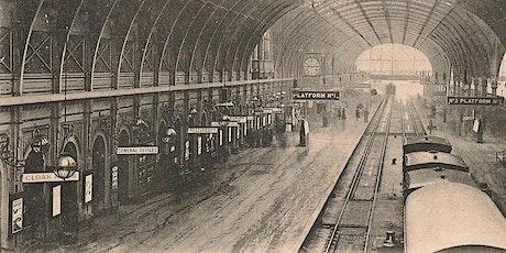 Queen Victoria's Railways (Recording) tickets