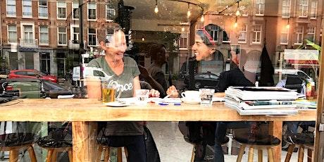 Workshop Coffee & Writing tickets