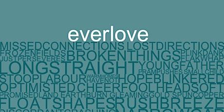'everlove' book launch biglietti