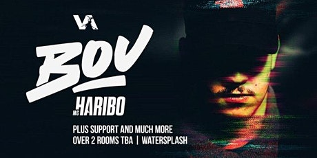 Vanguard invite Bou & MC Haribo plus much more TBA tickets