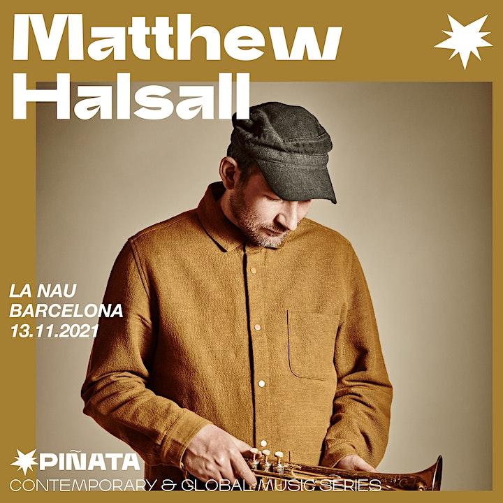Imagen de MATTHEW HALSALL en Barcelona