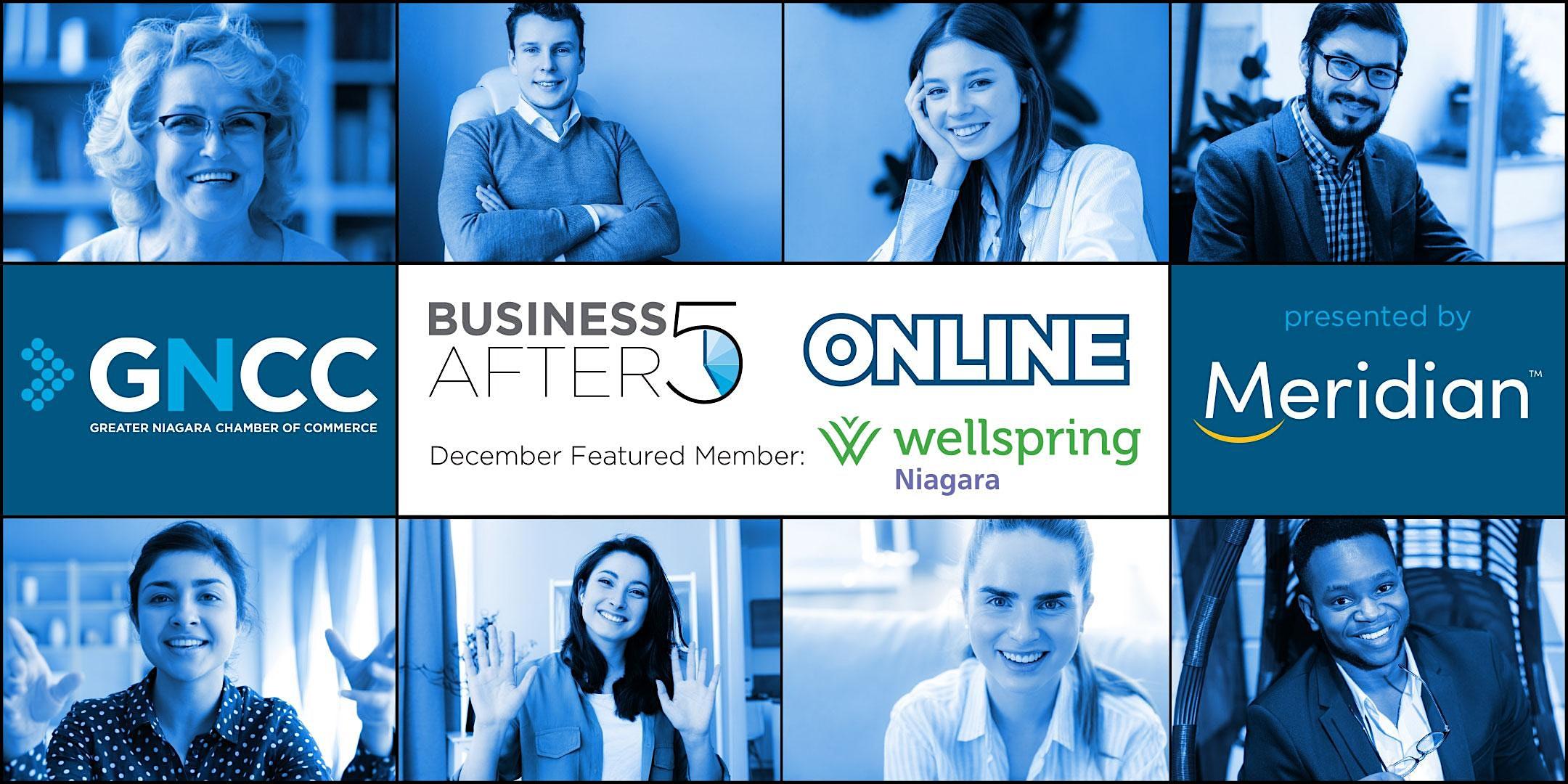 December Business After 5 –  December 17, 2021