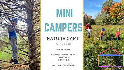Mini Camper - Nature Camp tickets