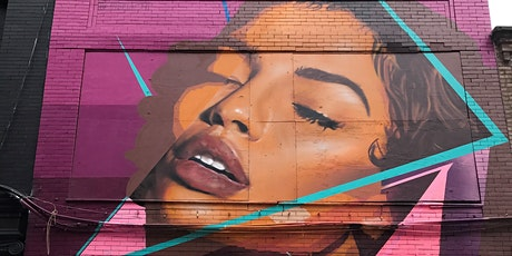 Murals in the Brick City tickets