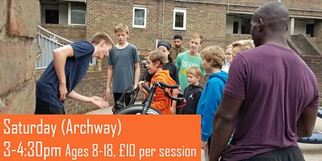 Esprit Concrete  - Youth Session(Archway) tickets