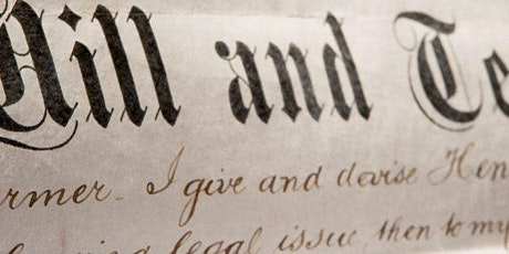 'To Edward, one shilling' Using Probate Records for Family History Research tickets
