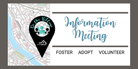 The CALL Crawford & Sebastian August Information Meeting tickets