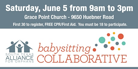 Babysitting Collaborative June 5, 2021 tickets