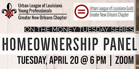 On the Money Tuesday: Homeownership Panel tickets